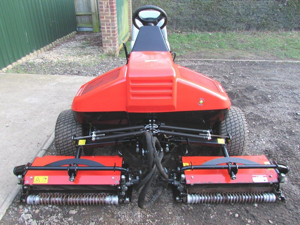 Jacobsen 1900D Tri-king triple mower for sale from RJW