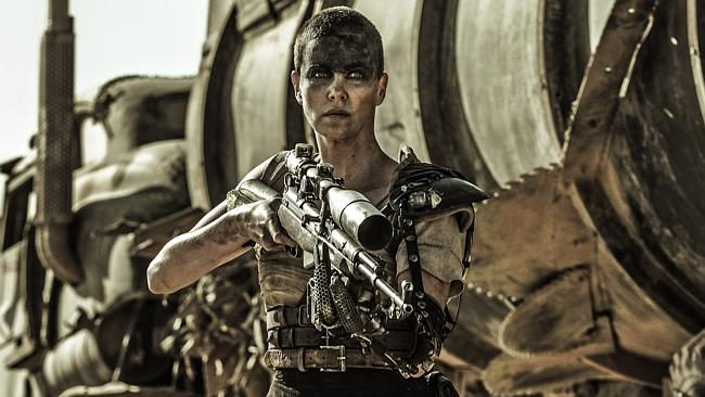 Image result for Furiosa fighting