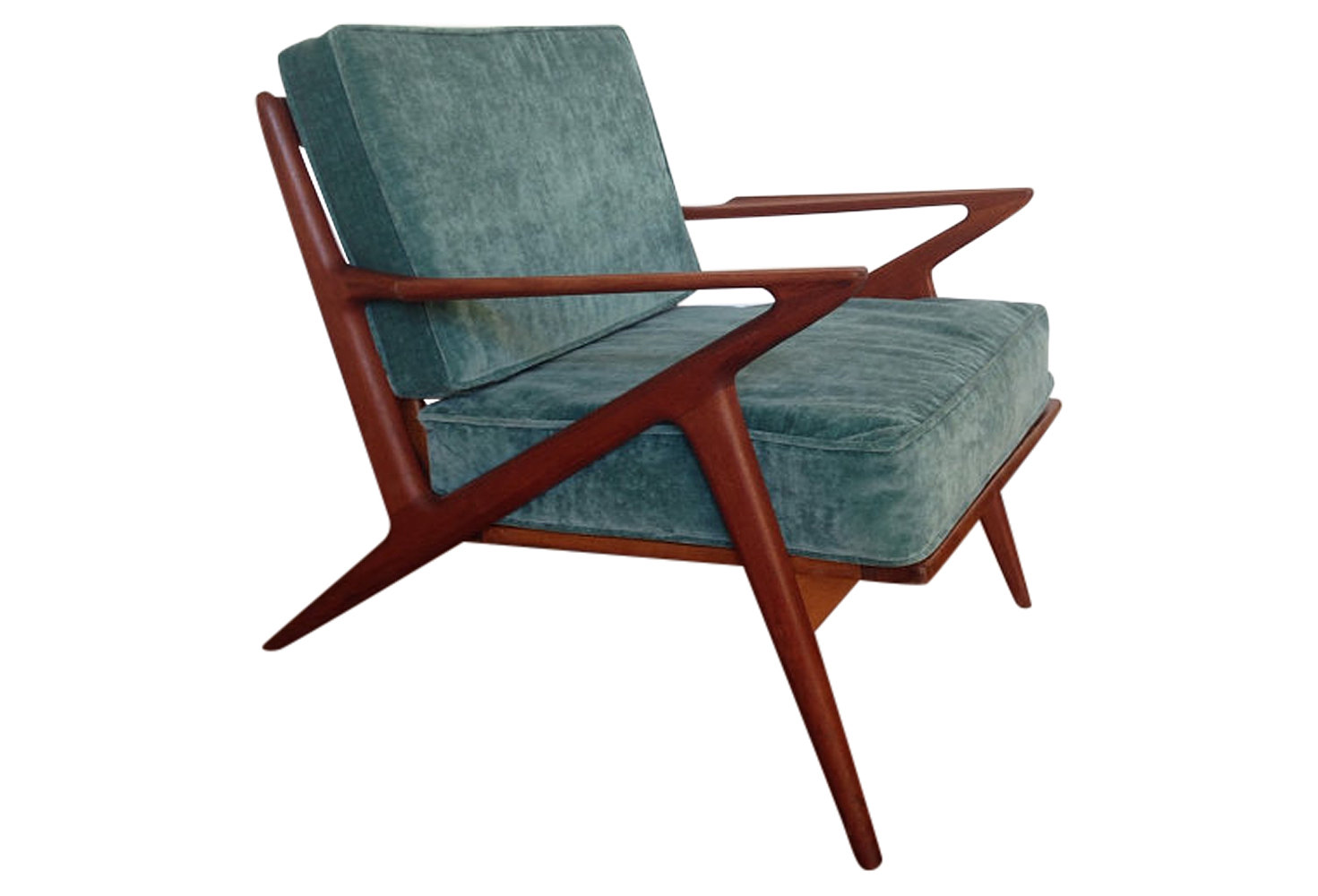 z chair mid century diy wingback covers modern