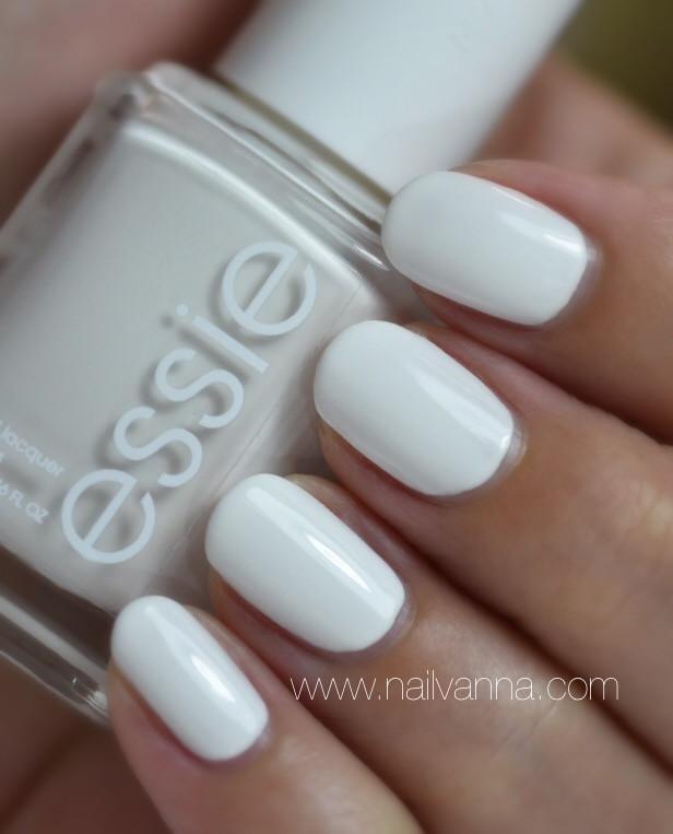Essie Blanc : essie, blanc, White