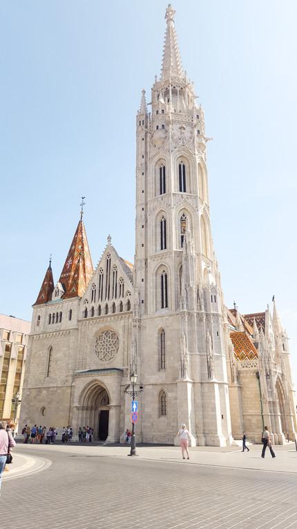 Budapest - St. Matthias Church