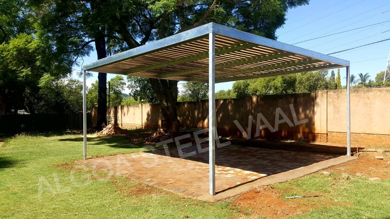 Algoa Steel Vaal Diy Carport Kits