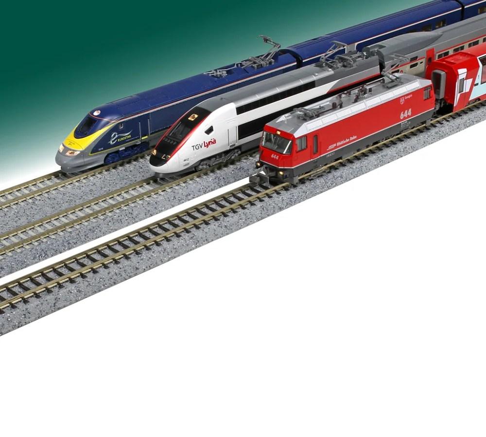 medium resolution of kato train track wiring
