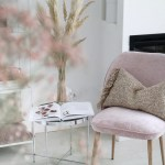 Interior Pink Dining Chairs