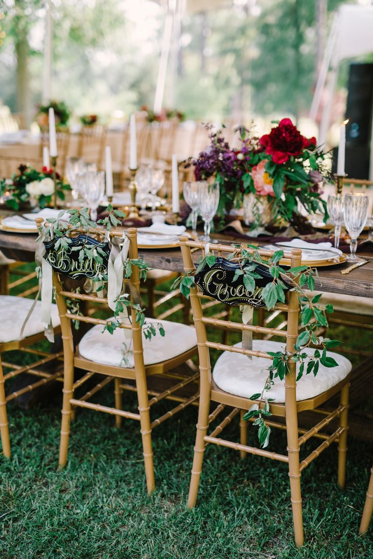 Chair Rental Atlanta The Wedding Agent New Chiavari Chairs