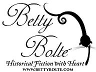 Betty Bolte, Author of Historical Fiction With Heart