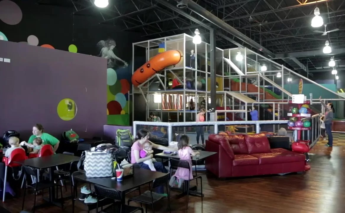 indoor playground ball factory