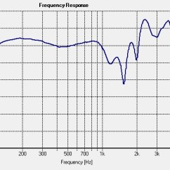 What Is A Frequency Diagram Plant Cell Cycle Labeled Guitar Speaker Response Charts Really Mean Typical Graph