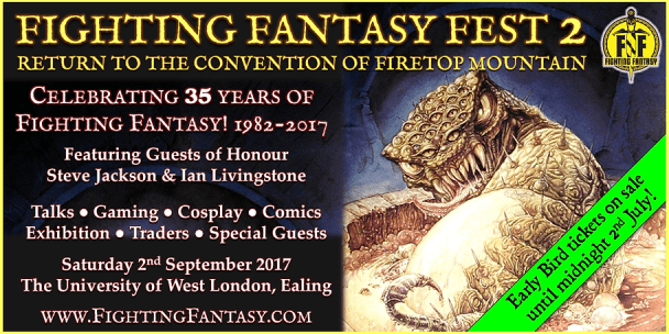Fighting Fantasy Fest 2