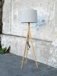 Tripod Boho Floor Lamp | sunbeam-vintage