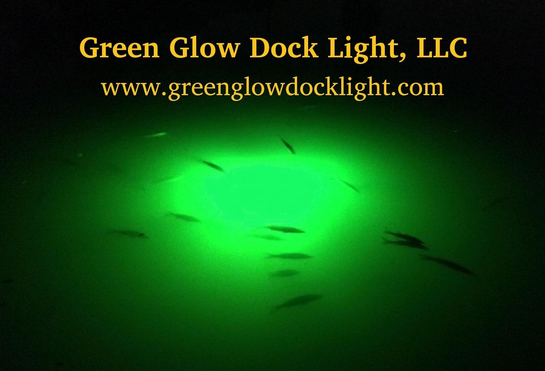 Marine Led Lights Green