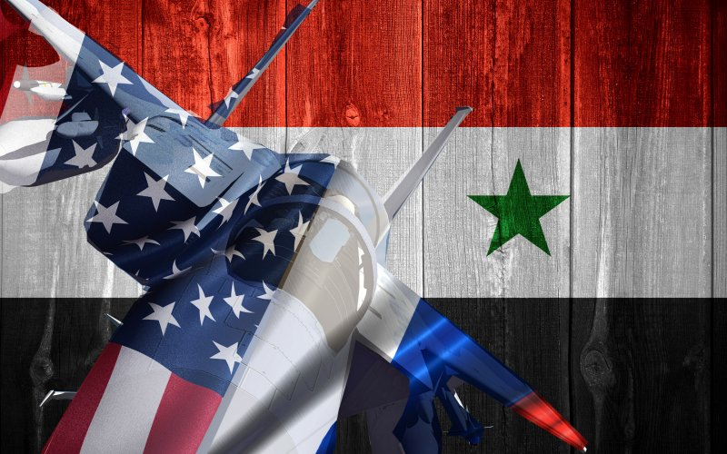 Image result for WWIII damascus