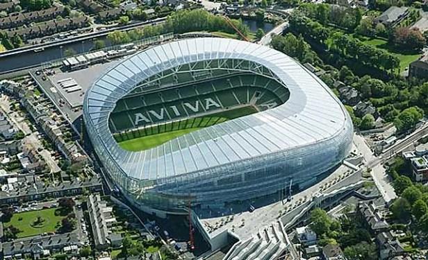 MTM Engineering Portfolio Aviva Stadium