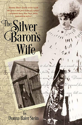 The Silver Baron's Wife (Baier Stein, Donna)