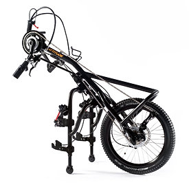 Handcycles, Hand bikes, Power Trikes, Trail Riders