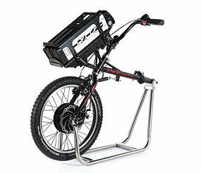 Electric Reverse Trike Tri-Magnum Reverse Trike Wiring