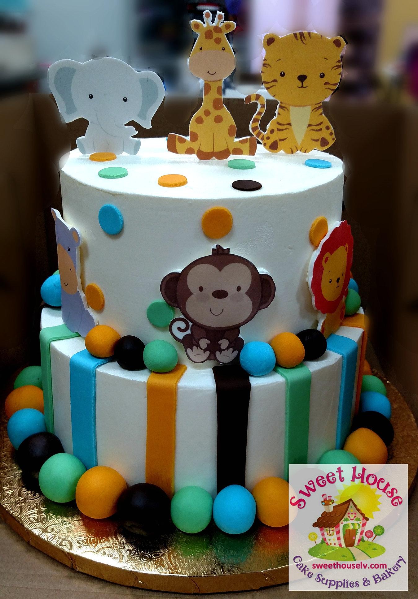 Sweet House Cake Supply  Bakery  Baby Shower Cakes