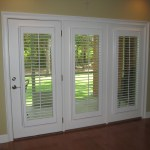 Installing Shutters On French Doors