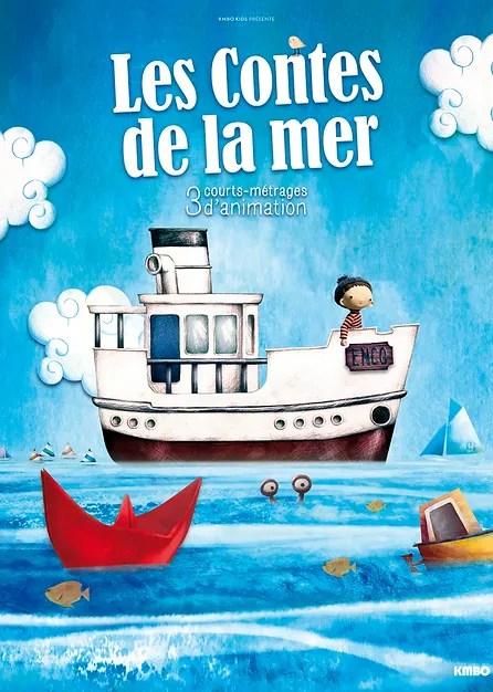 Les Contes De La Mer : contes, Contes
