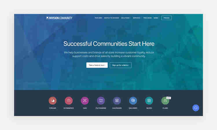 Invision Community Forum Software