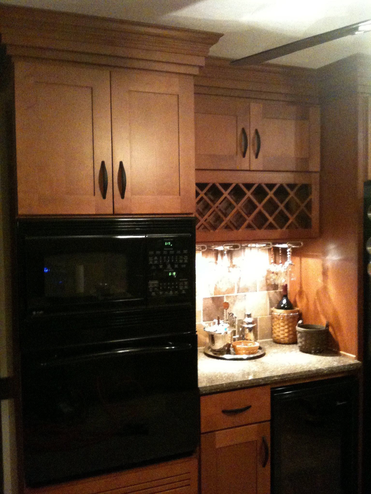 kitchen remodeling virginia beach food scale wood shaker cabinets home christmas decoration