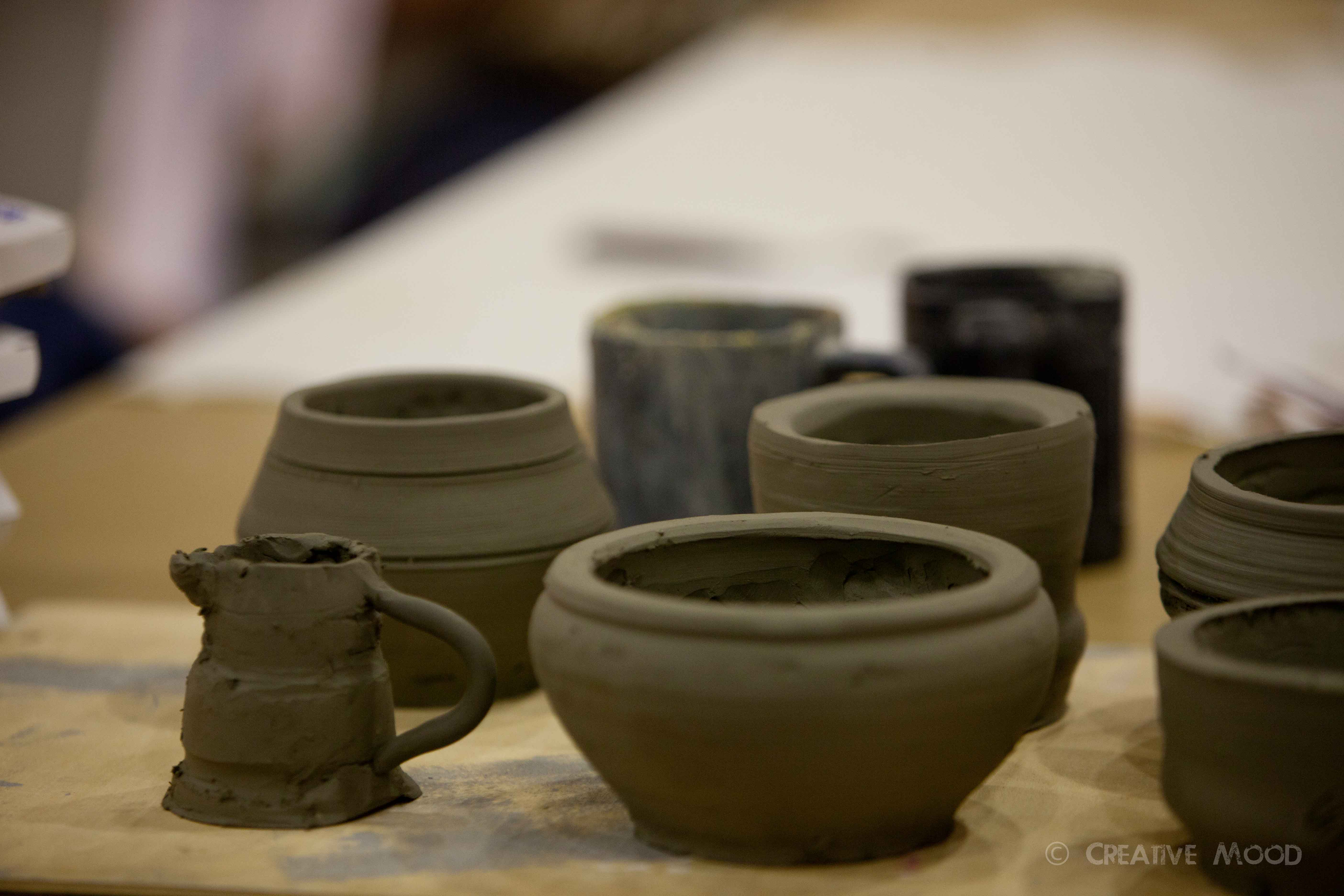 Realizzare un vaso in ceramica con argilla fai da te