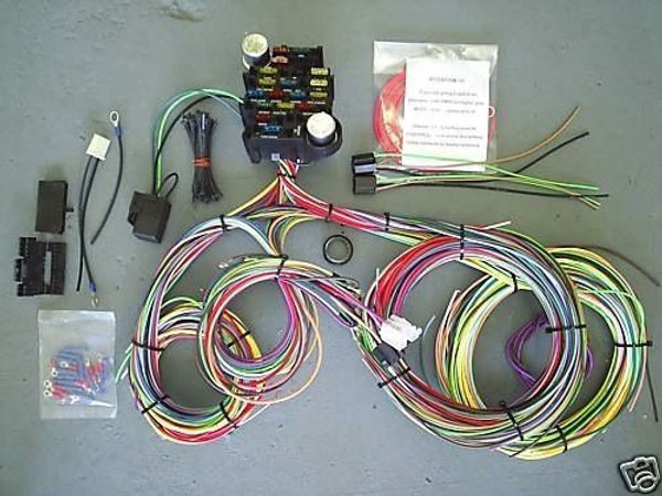 Summit 18 Circuit Wiring Harness