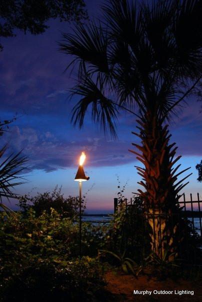 outdoor lighting hilton head bluffton