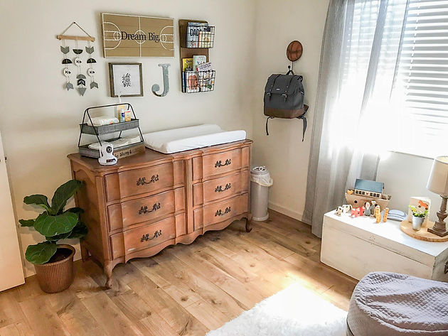 Something A Little Extra Nursery Reveal