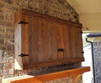 D&K Woodworks | Custom Outdoor TV Cabinets