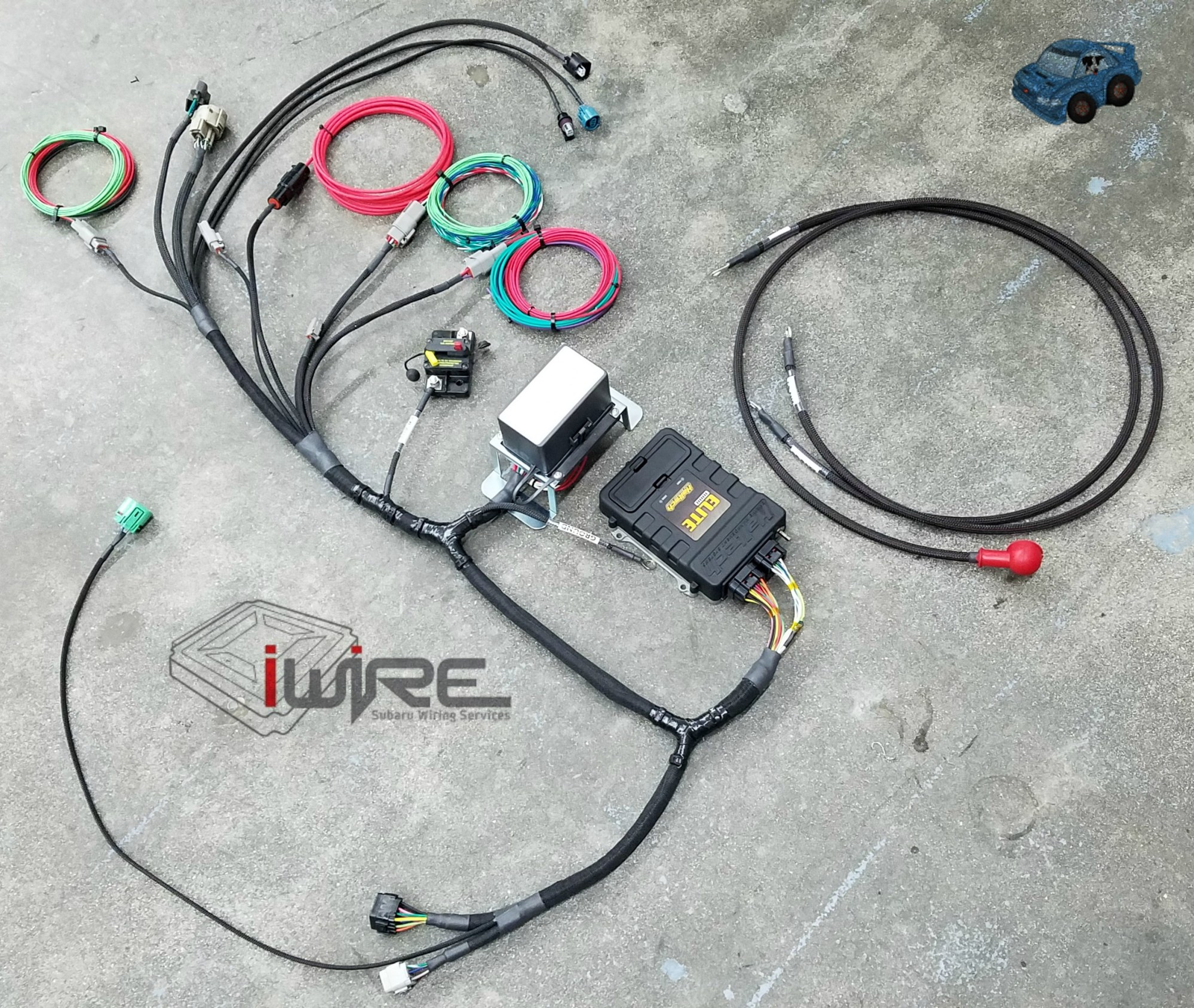 hight resolution of stock ecu vs standalone ecu in your subaru