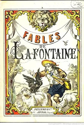 La Fontaine Etait Il Un Auteur Reconnu A Son Epoque : fontaine, etait, auteur, reconnu, epoque, Fontaine,, Fables,, Livre