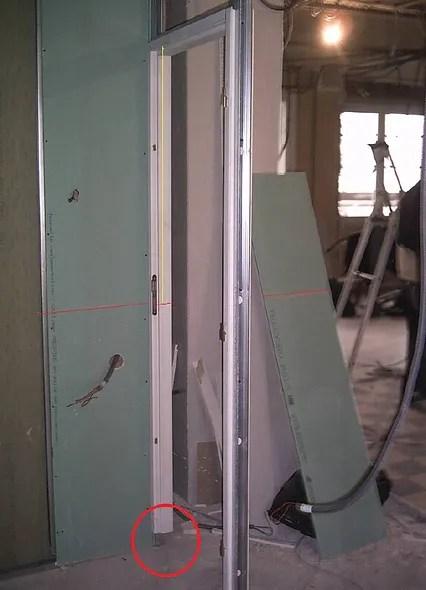 Poser Placo Sans Rail : poser, placo, Frame, Plasterboard, Placo