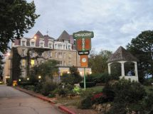 Crescent Hotel Eureka Springs Arkansas