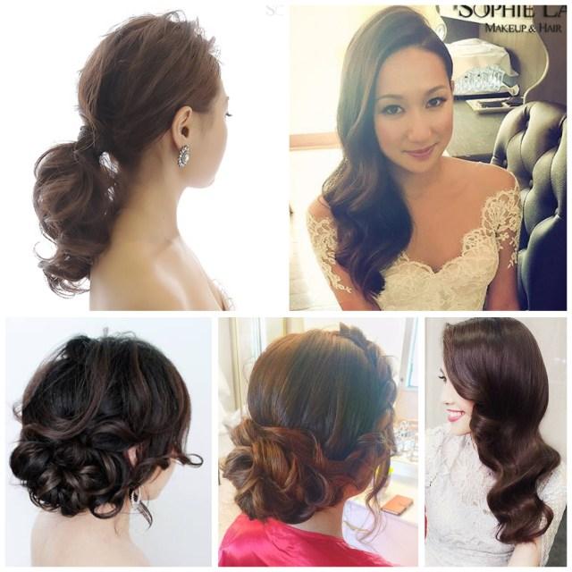 sophielau   bridal makeup and hair workshop