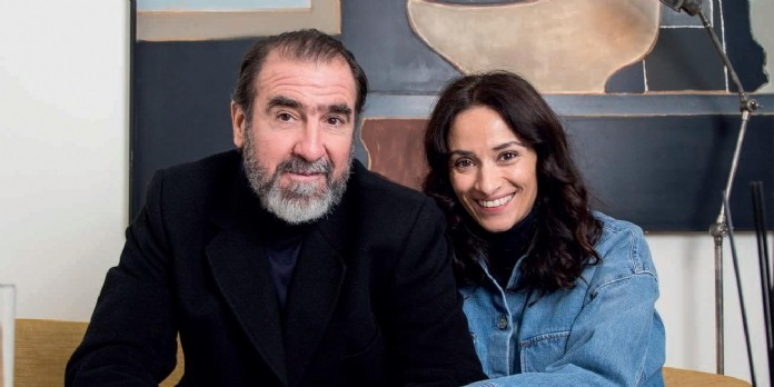  reach sport (2 april 2020) · language  : Eric Cantona And Rachida Brakni Nostra Our Brand Is Inspired By Nature