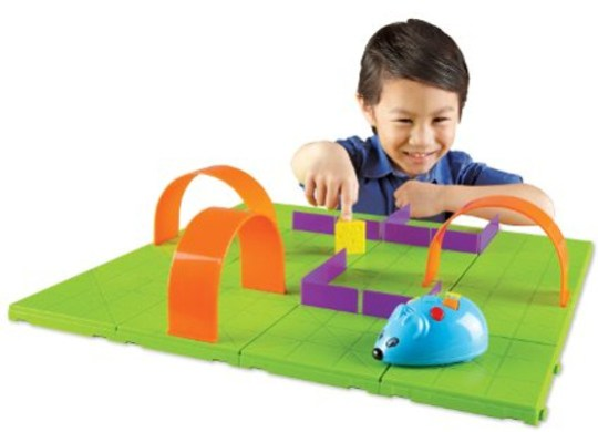 STEM tech toys for coding and programming