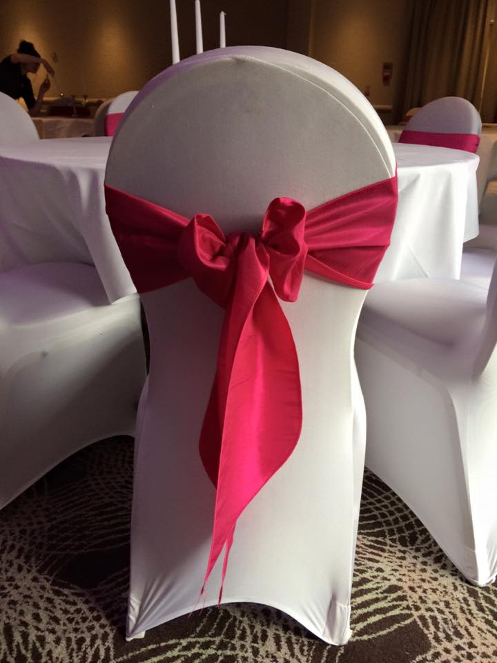 chair cover and sash hire glasgow lazy boy office chairs leather covers sahses jmd entertainments