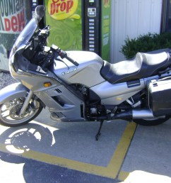 sold 1987 kawasaki concours zg1100 cruiser sport street motorcycle suters speed shop [ 3072 x 2304 Pixel ]