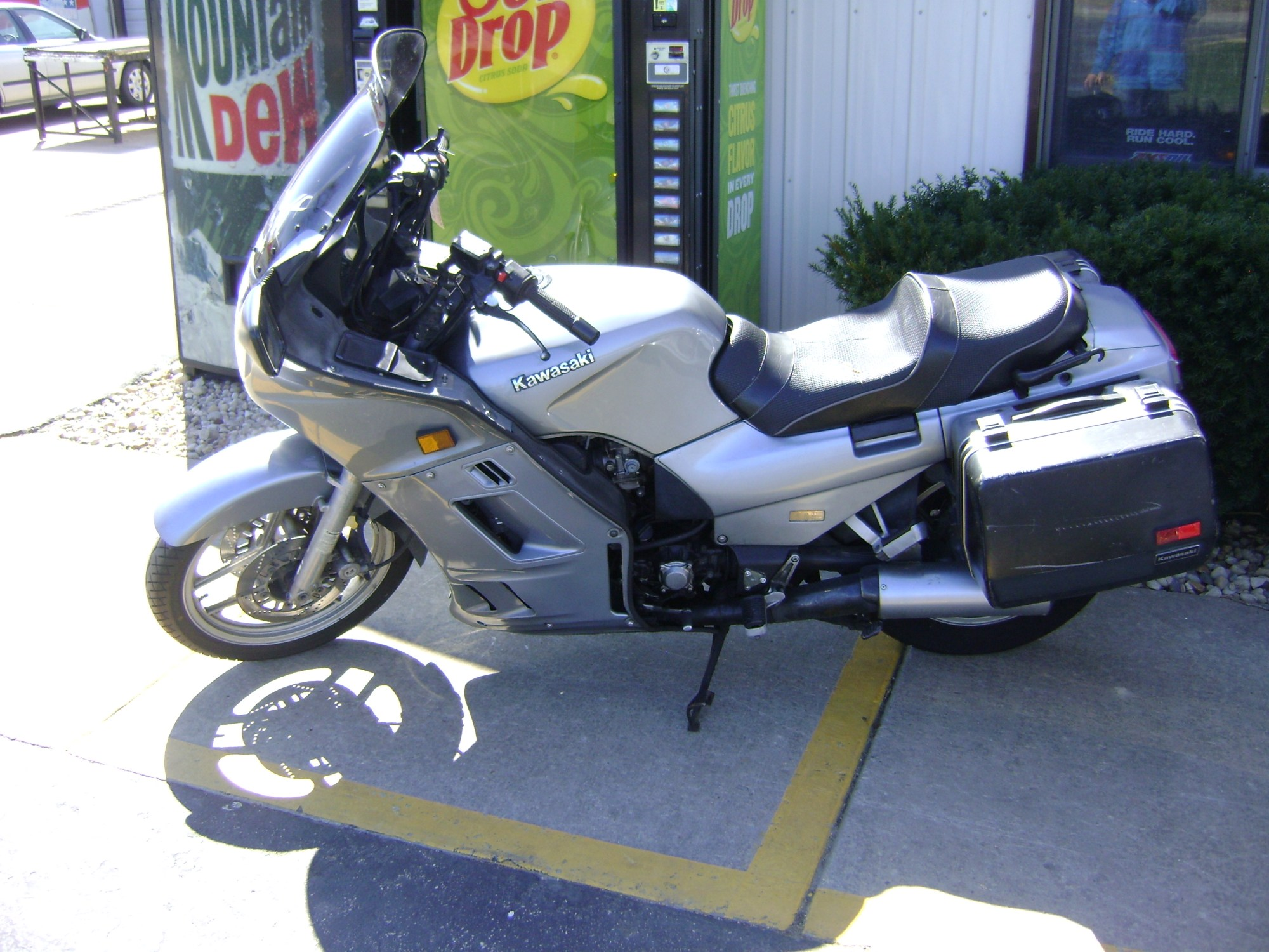 hight resolution of sold 1987 kawasaki concours zg1100 cruiser sport street motorcycle suters speed shop