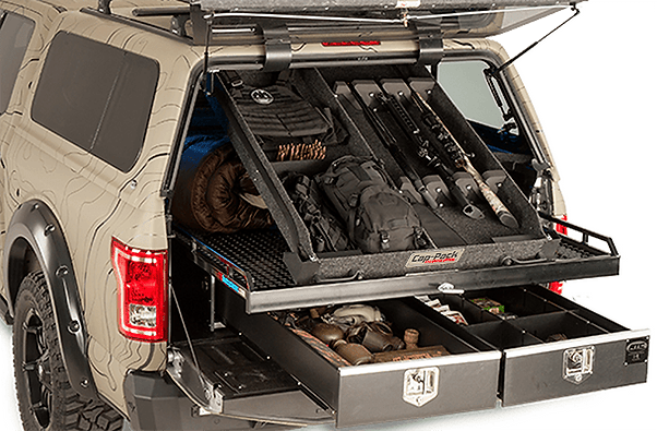 pickup adventure systems overland pro