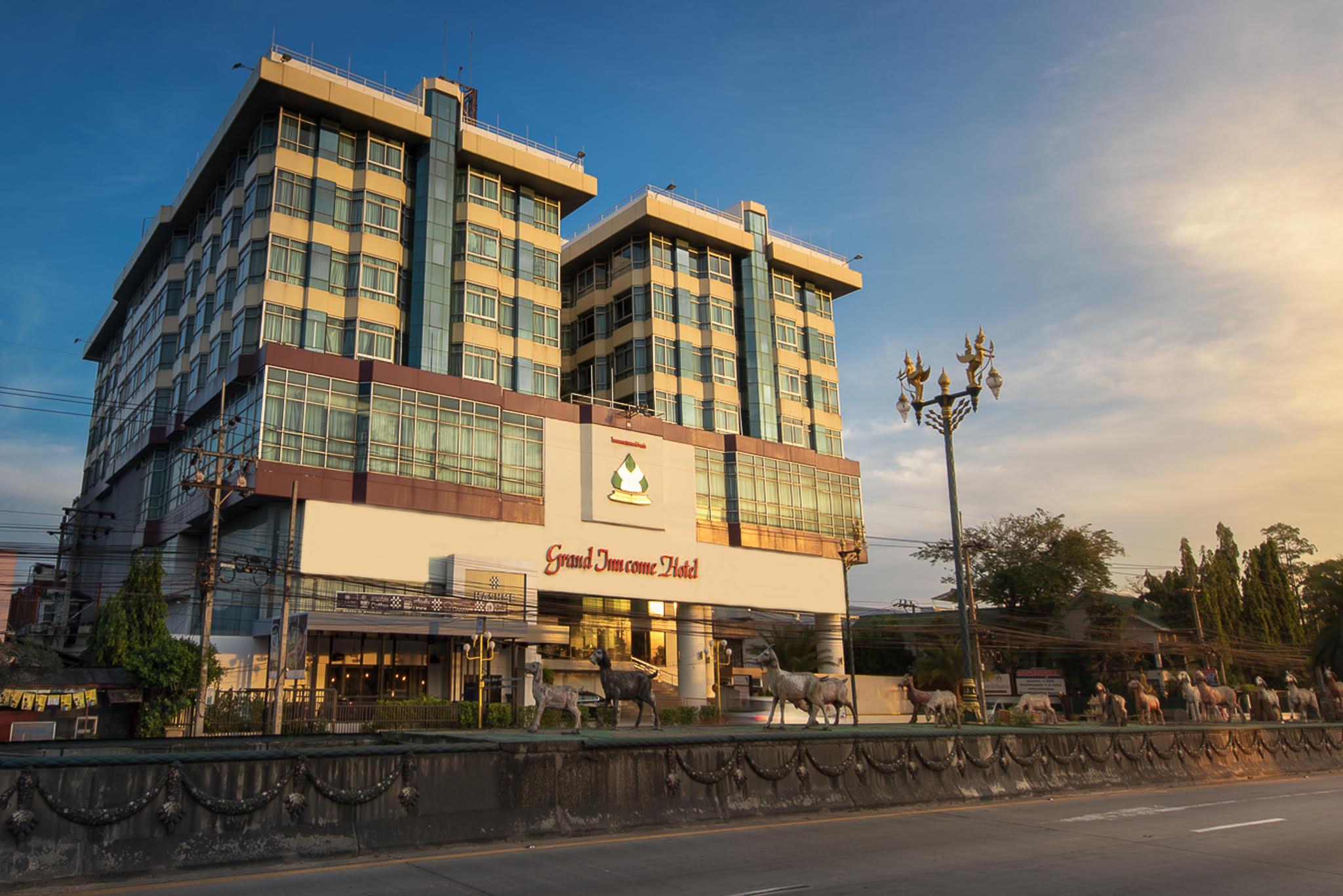Best Hotel Near Suvarnabhumi Airport Bangkok Airport Hotel