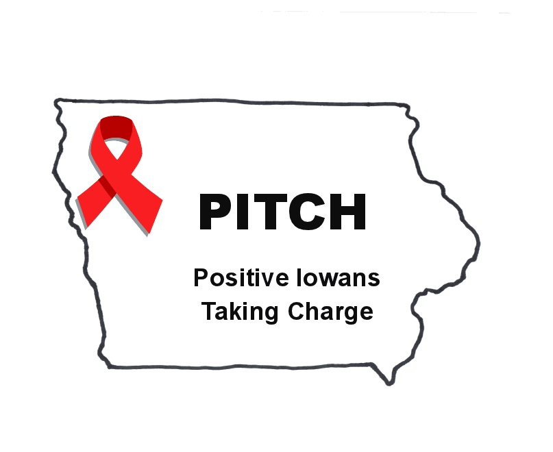 Positive Iowans Taking Charge
