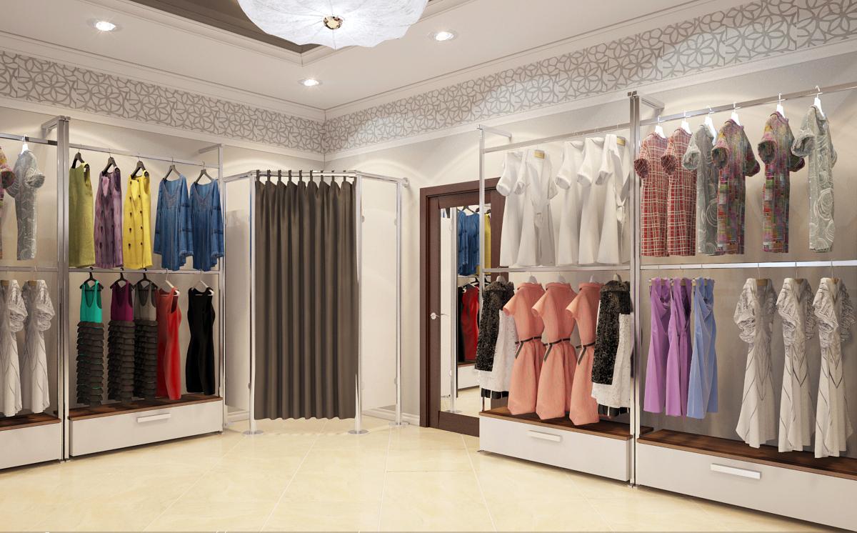 Decorao de Interiores Equipamento Mobilirio Lojas