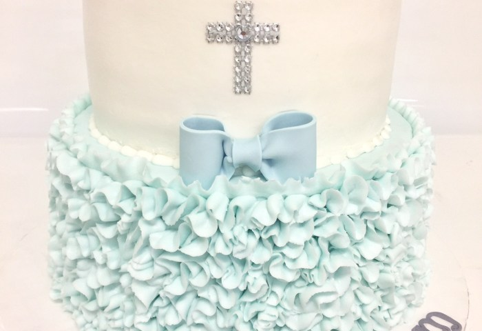 Baptism And First Communion Cakes Confection Perfection