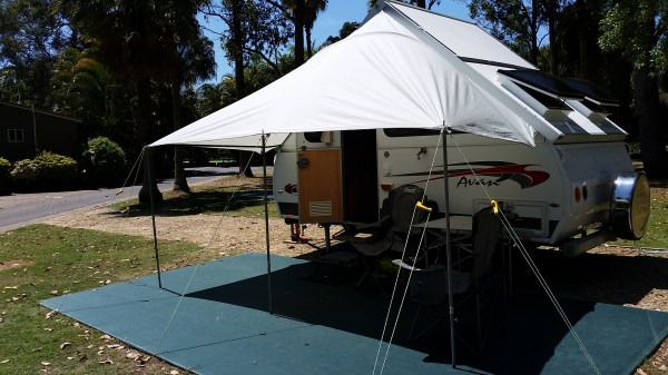 Aliner Camper Awnings Tents - Year of Clean Water
