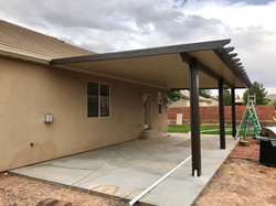 southern utah awning patio covers