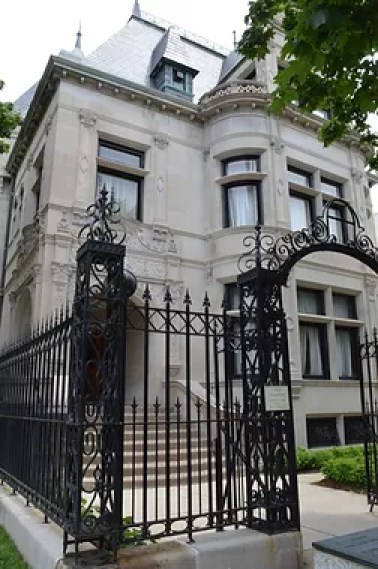 The Mansion of the US Soccer Federation