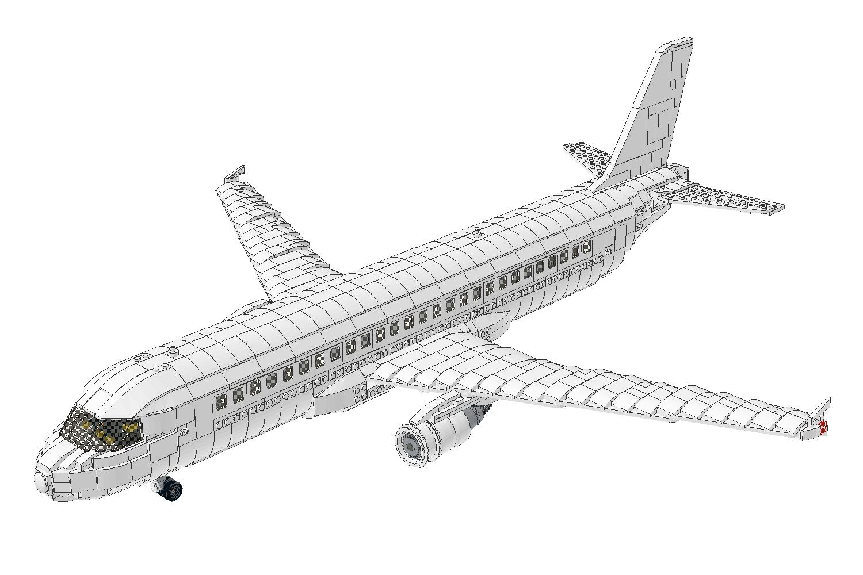 Airbus A320 Measurements