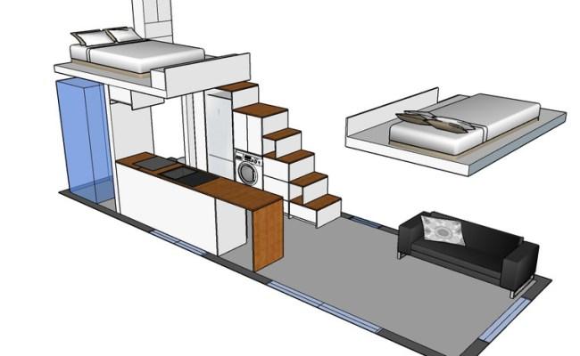 The Vogue Mihaus Tiny House Design Build